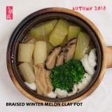 Braised Winter Melon