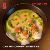 Clam Squid Nage